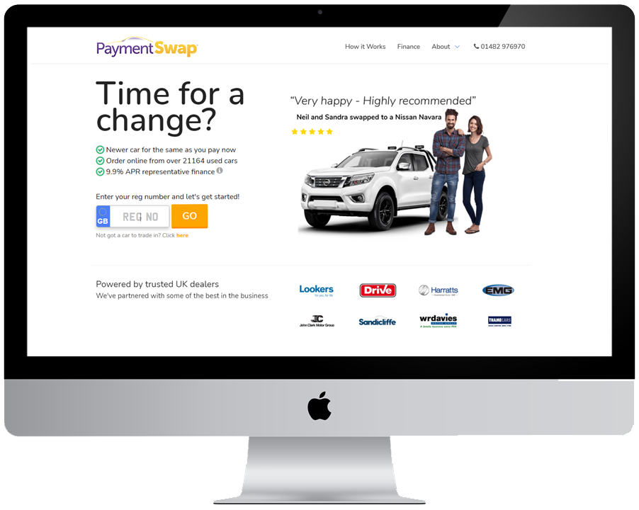 Payment Swap - Same Payment Newer Car